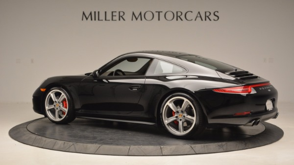 Used 2014 Porsche 911 Carrera 4S for sale Sold at Bugatti of Greenwich in Greenwich CT 06830 4