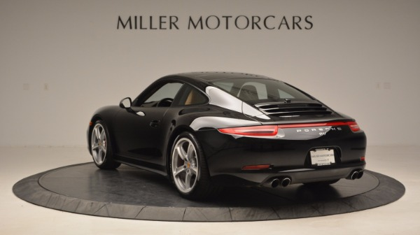 Used 2014 Porsche 911 Carrera 4S for sale Sold at Bugatti of Greenwich in Greenwich CT 06830 5
