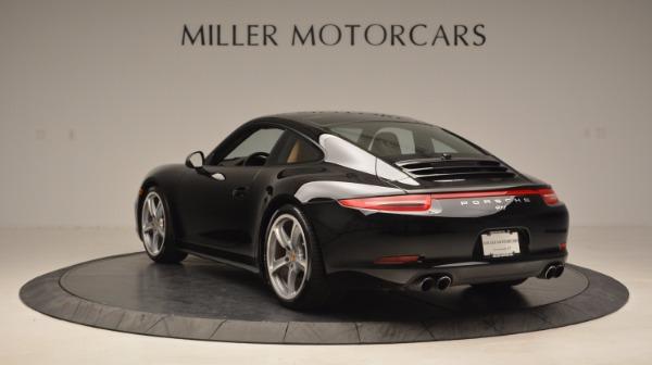 Used 2014 Porsche 911 Carrera 4S for sale Sold at Bugatti of Greenwich in Greenwich CT 06830 5
