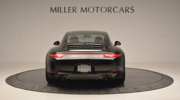 Used 2014 Porsche 911 Carrera 4S for sale Sold at Bugatti of Greenwich in Greenwich CT 06830 6