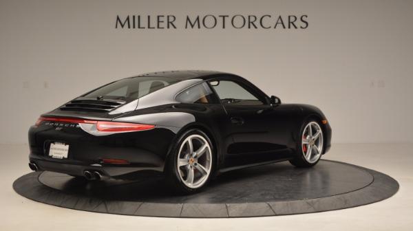 Used 2014 Porsche 911 Carrera 4S for sale Sold at Bugatti of Greenwich in Greenwich CT 06830 7
