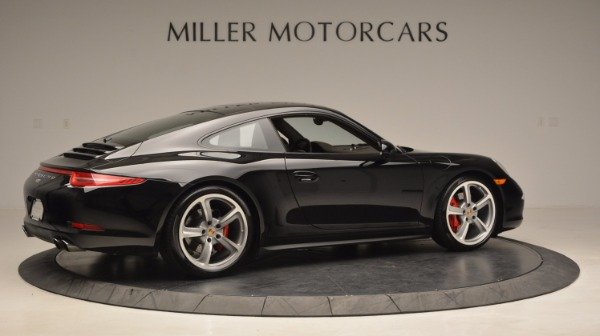 Used 2014 Porsche 911 Carrera 4S for sale Sold at Bugatti of Greenwich in Greenwich CT 06830 8