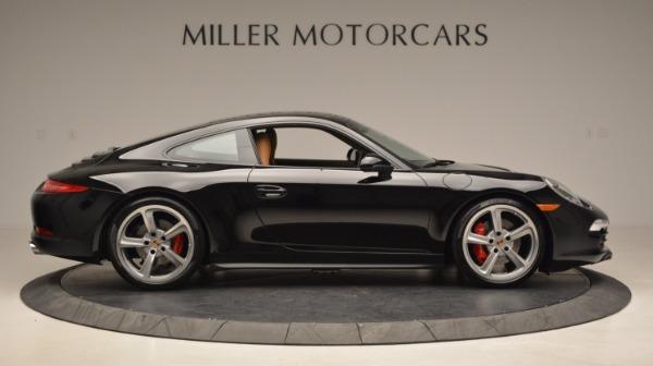 Used 2014 Porsche 911 Carrera 4S for sale Sold at Bugatti of Greenwich in Greenwich CT 06830 9