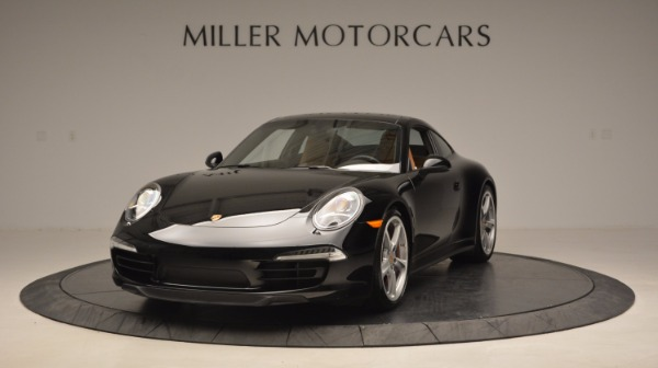 Used 2014 Porsche 911 Carrera 4S for sale Sold at Bugatti of Greenwich in Greenwich CT 06830 1