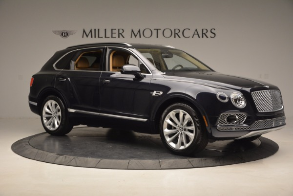 Used 2017 Bentley Bentayga W12 for sale Sold at Bugatti of Greenwich in Greenwich CT 06830 10