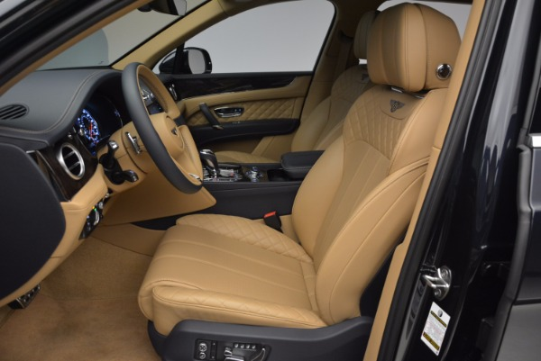 Used 2017 Bentley Bentayga W12 for sale Sold at Bugatti of Greenwich in Greenwich CT 06830 19