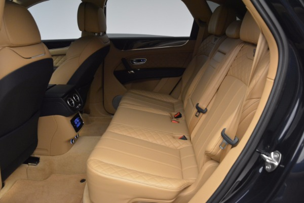 Used 2017 Bentley Bentayga W12 for sale Sold at Bugatti of Greenwich in Greenwich CT 06830 25