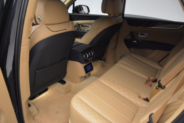 Used 2017 Bentley Bentayga W12 for sale Sold at Bugatti of Greenwich in Greenwich CT 06830 26