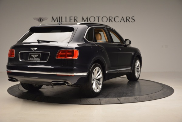 Used 2017 Bentley Bentayga W12 for sale Sold at Bugatti of Greenwich in Greenwich CT 06830 7