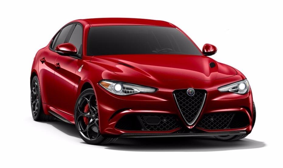New 2017 Alfa Romeo Giulia Quadrifoglio for sale Sold at Bugatti of Greenwich in Greenwich CT 06830 1