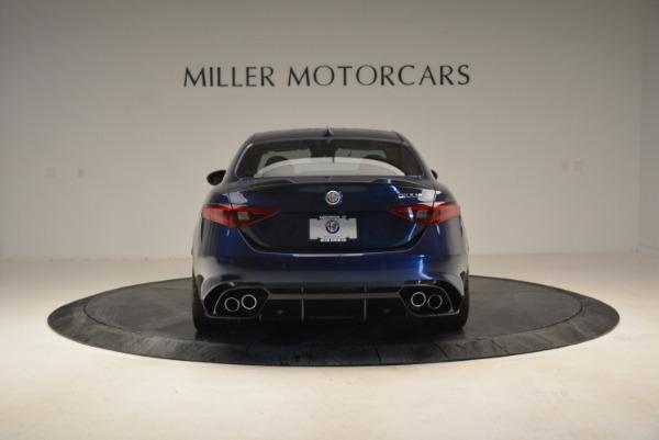 Used 2017 Alfa Romeo Giulia Quadrifoglio for sale Sold at Bugatti of Greenwich in Greenwich CT 06830 6