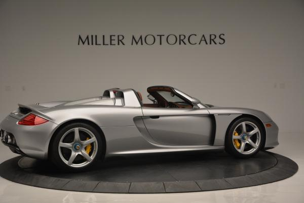Used 2005 Porsche Carrera GT for sale Sold at Bugatti of Greenwich in Greenwich CT 06830 11