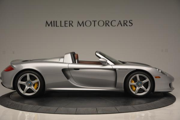 Used 2005 Porsche Carrera GT for sale Sold at Bugatti of Greenwich in Greenwich CT 06830 13