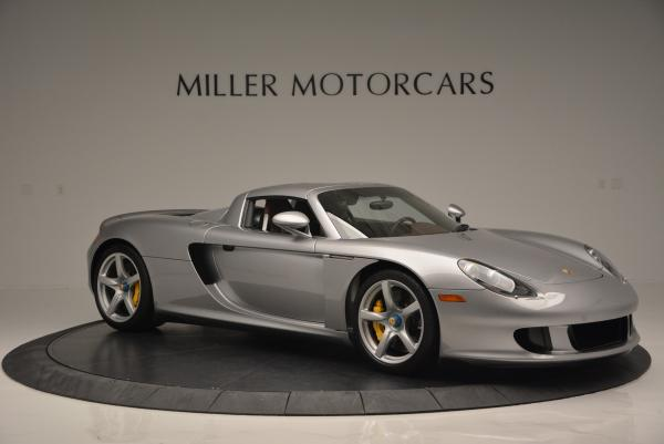 Used 2005 Porsche Carrera GT for sale Sold at Bugatti of Greenwich in Greenwich CT 06830 15