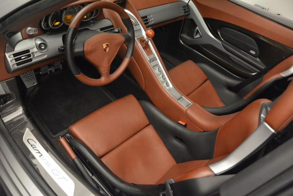 Used 2005 Porsche Carrera GT for sale Sold at Bugatti of Greenwich in Greenwich CT 06830 17