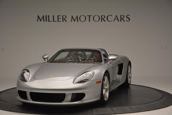 Used 2005 Porsche Carrera GT for sale Sold at Bugatti of Greenwich in Greenwich CT 06830 2