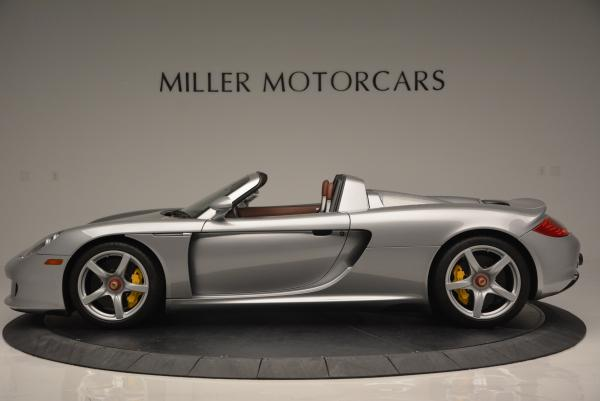 Used 2005 Porsche Carrera GT for sale Sold at Bugatti of Greenwich in Greenwich CT 06830 4