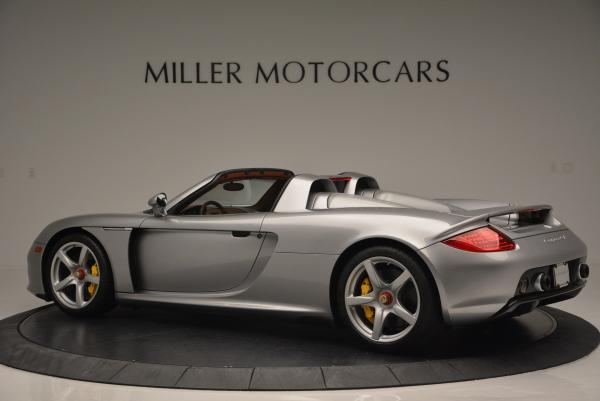 Used 2005 Porsche Carrera GT for sale Sold at Bugatti of Greenwich in Greenwich CT 06830 5