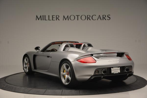 Used 2005 Porsche Carrera GT for sale Sold at Bugatti of Greenwich in Greenwich CT 06830 6