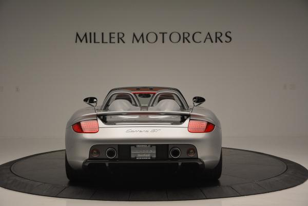 Used 2005 Porsche Carrera GT for sale Sold at Bugatti of Greenwich in Greenwich CT 06830 7