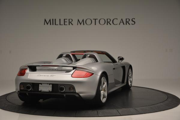 Used 2005 Porsche Carrera GT for sale Sold at Bugatti of Greenwich in Greenwich CT 06830 9