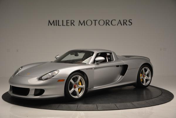 Used 2005 Porsche Carrera GT for sale Sold at Bugatti of Greenwich in Greenwich CT 06830 1