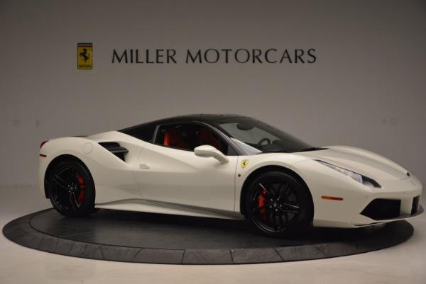 Used 2016 Ferrari 488 GTB for sale Sold at Bugatti of Greenwich in Greenwich CT 06830 10