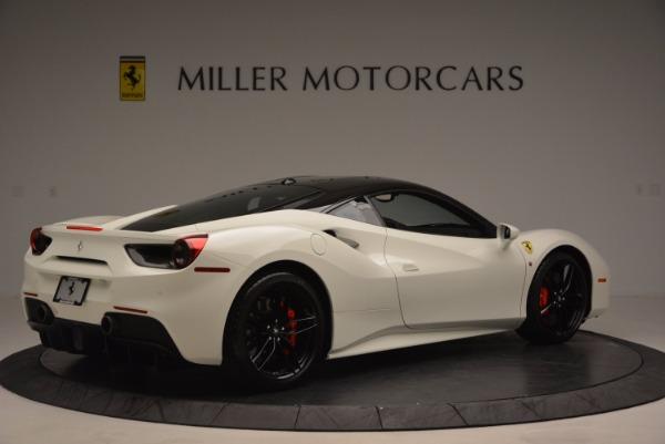 Used 2016 Ferrari 488 GTB for sale Sold at Bugatti of Greenwich in Greenwich CT 06830 8