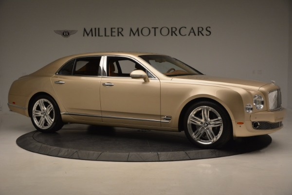 Used 2011 Bentley Mulsanne for sale Sold at Bugatti of Greenwich in Greenwich CT 06830 10