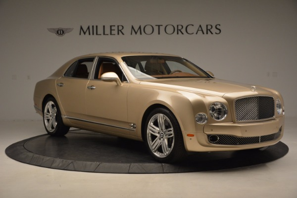 Used 2011 Bentley Mulsanne for sale Sold at Bugatti of Greenwich in Greenwich CT 06830 11