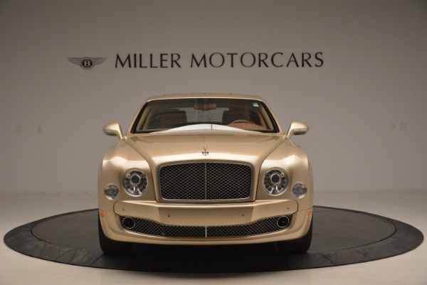 Used 2011 Bentley Mulsanne for sale Sold at Bugatti of Greenwich in Greenwich CT 06830 12