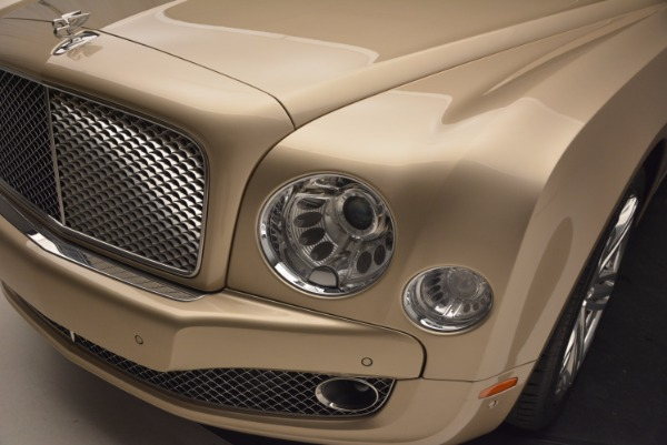 Used 2011 Bentley Mulsanne for sale Sold at Bugatti of Greenwich in Greenwich CT 06830 14