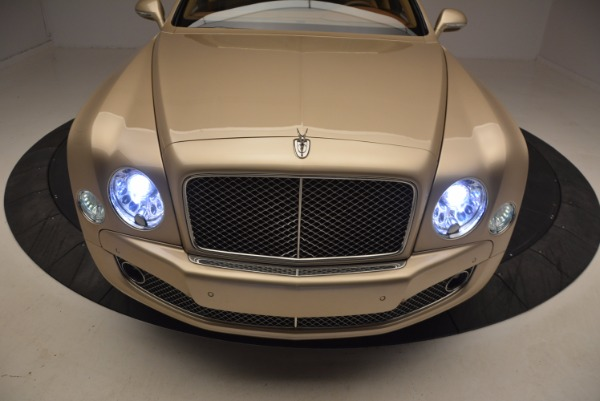Used 2011 Bentley Mulsanne for sale Sold at Bugatti of Greenwich in Greenwich CT 06830 15