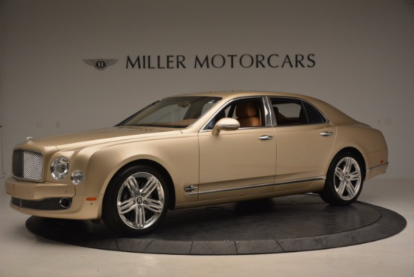 Used 2011 Bentley Mulsanne for sale Sold at Bugatti of Greenwich in Greenwich CT 06830 2