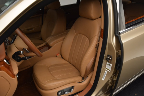 Used 2011 Bentley Mulsanne for sale Sold at Bugatti of Greenwich in Greenwich CT 06830 22
