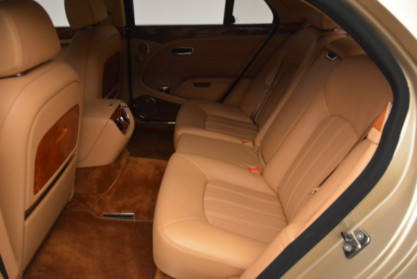 Used 2011 Bentley Mulsanne for sale Sold at Bugatti of Greenwich in Greenwich CT 06830 28