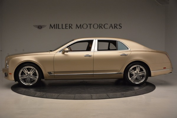Used 2011 Bentley Mulsanne for sale Sold at Bugatti of Greenwich in Greenwich CT 06830 3