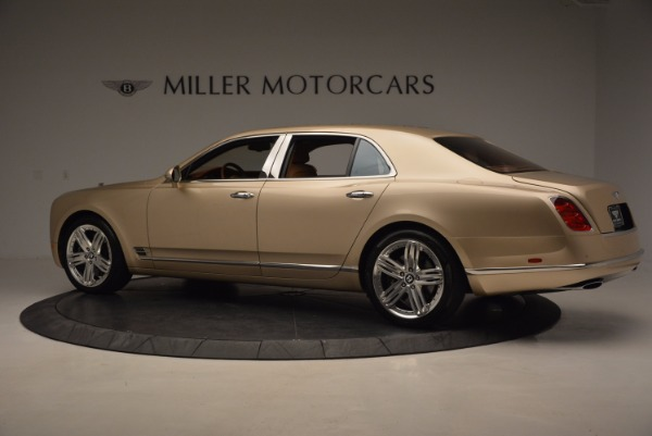 Used 2011 Bentley Mulsanne for sale Sold at Bugatti of Greenwich in Greenwich CT 06830 4