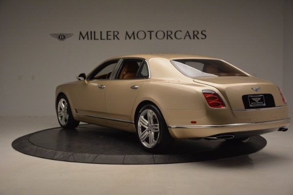 Used 2011 Bentley Mulsanne for sale Sold at Bugatti of Greenwich in Greenwich CT 06830 5