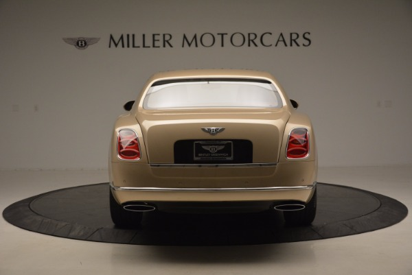 Used 2011 Bentley Mulsanne for sale Sold at Bugatti of Greenwich in Greenwich CT 06830 6