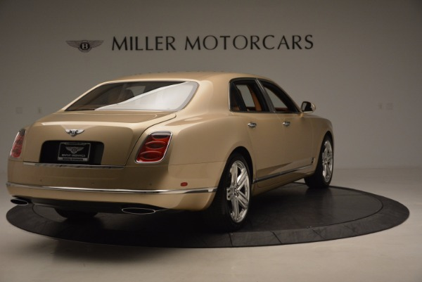 Used 2011 Bentley Mulsanne for sale Sold at Bugatti of Greenwich in Greenwich CT 06830 7