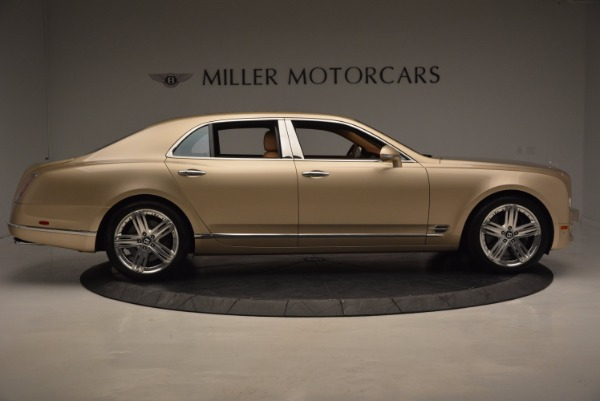 Used 2011 Bentley Mulsanne for sale Sold at Bugatti of Greenwich in Greenwich CT 06830 9