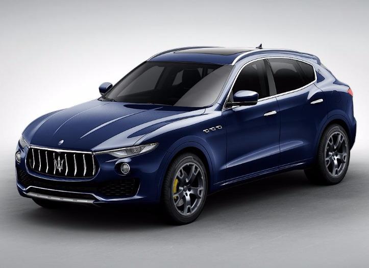 New 2017 Maserati Levante S for sale Sold at Bugatti of Greenwich in Greenwich CT 06830 1