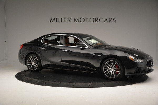 New 2017 Maserati Ghibli SQ4 S Q4 for sale Sold at Bugatti of Greenwich in Greenwich CT 06830 10