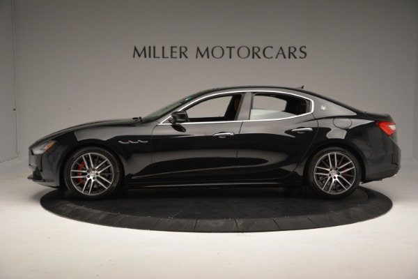 New 2017 Maserati Ghibli SQ4 S Q4 for sale Sold at Bugatti of Greenwich in Greenwich CT 06830 3