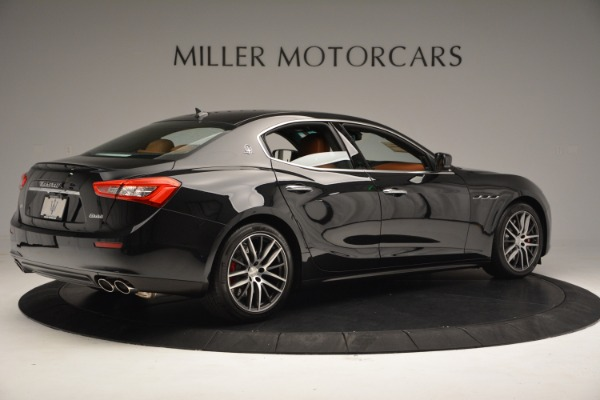 New 2017 Maserati Ghibli SQ4 S Q4 for sale Sold at Bugatti of Greenwich in Greenwich CT 06830 8
