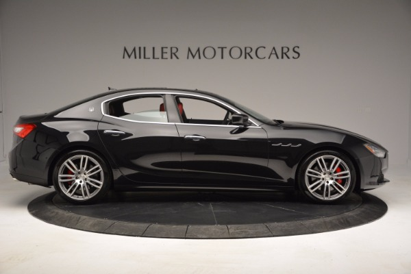 New 2017 Maserati Ghibli SQ4 for sale Sold at Bugatti of Greenwich in Greenwich CT 06830 10