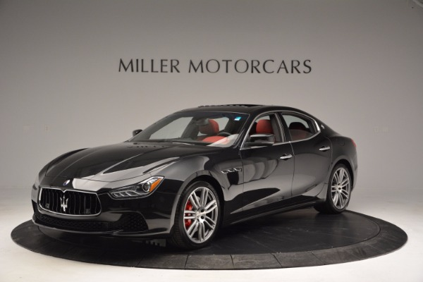 New 2017 Maserati Ghibli SQ4 for sale Sold at Bugatti of Greenwich in Greenwich CT 06830 15