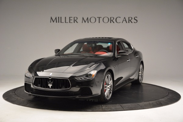 New 2017 Maserati Ghibli SQ4 for sale Sold at Bugatti of Greenwich in Greenwich CT 06830 16