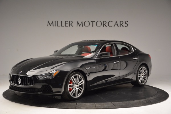 New 2017 Maserati Ghibli SQ4 for sale Sold at Bugatti of Greenwich in Greenwich CT 06830 2